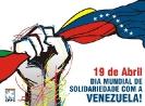 19 de abril de 2016: Dia Mundial de Solidariedade com a Venezuela_1