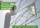 Fim da ocupação! Liberdade! Palestina Vencerá!_1