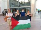 «Não à anexação! Fim aos crimes de Israel» | Faro_1