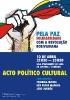 Pela Paz,Solidariedade com a Revolução Bolivariana | Coimbra_1