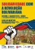 Semana de Solidariade com a Revolução Bolivariana_2