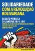 Solidariedade com a Revolução Bolivariana - Porto_1