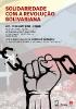 Solidariedade com aRevolucao Bolivariana_1