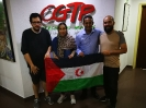 Solidariedade com o Saara Ocidental Reunião com a INTERJOVEM_1